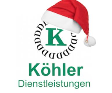 Köhler Weihnachtslogo